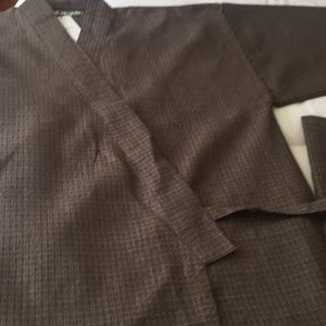 Other - Authentic Jinbei for Men Brown 3 Piece from Japan